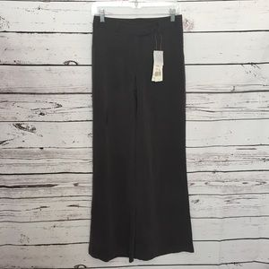Cabi Sz 0 silk gray pants